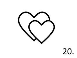 Herz Nr. 20
