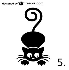 Katze Nr. 5