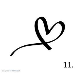 Herz Nr. 11