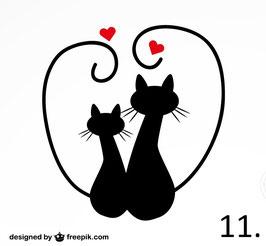 Katze Nr. 10