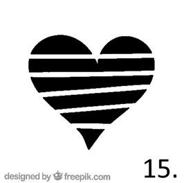 Herz Nr. 15