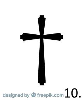 Kreuz 10