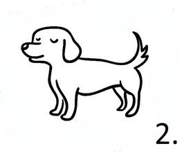 Hund Nr. 2