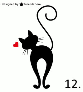 Katze Nr. 12