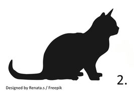 Katze Nr. 2