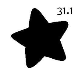 Stern Nr. 31.1