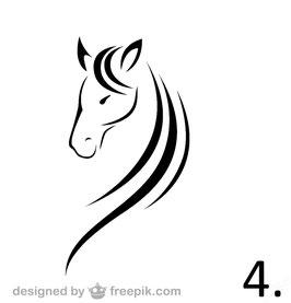 Pferd Nr. 4