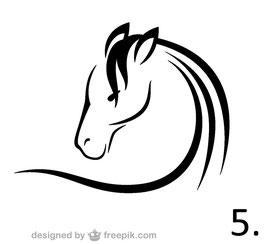 Pferd Nr. 5