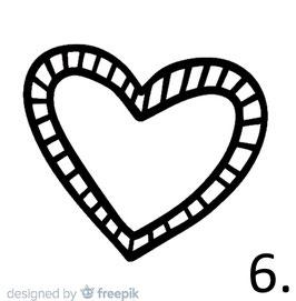 Herz Nr. 6