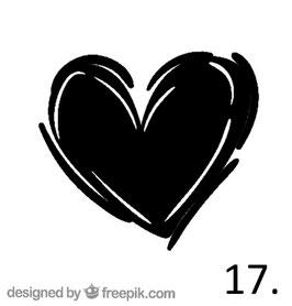 Herz Nr. 17