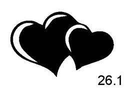 Herz Nr. 26.1 (26.1)