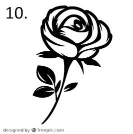 Blume Nr. 10