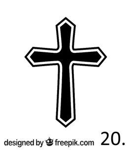 Kreuz 20