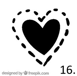 Herz Nr. 16