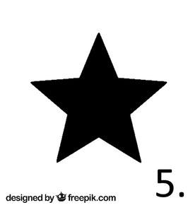 Stern Nr. 5