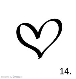 Herz Nr. 14