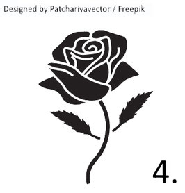 Blume Nr. 4