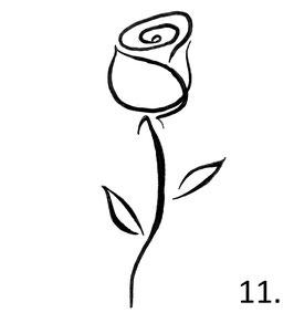 Blume Nr. 11