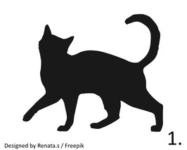 Katze Nr. 1