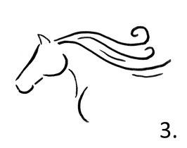 Pferd Nr. 3