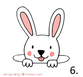 Hase Nr. 6