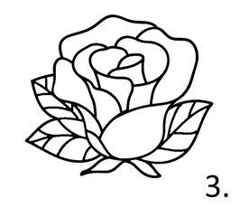 Blume Nr. 3