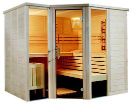 Sauna Arktis Infra+