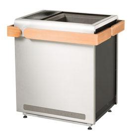 Concept R - der Design-Saunaofen