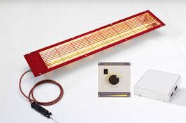 VITALlight-Infrarotstrahler-Set Easy Control