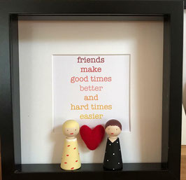 Mini me - Friends are forever lijst