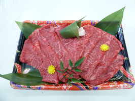 福島牛もも350g・780g《すき焼き用・焼き肉用》【クール便】