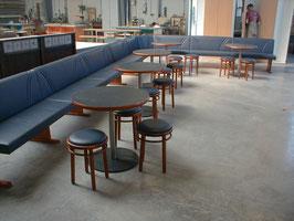 Eck-Sitzbank, gebraucht