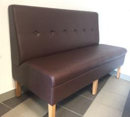 Sitzbank, Ausstellungsstück