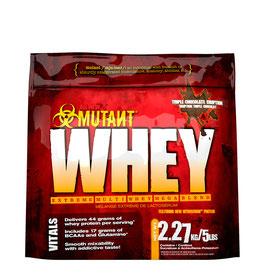 Mutant Whey Protein 2,27 kg