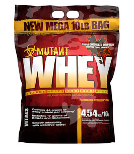 Mutant Whey Protein 4,54 kg