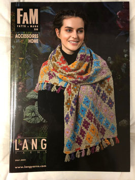 LANG YARNS Fatto a Mano 258 Accessoires Home