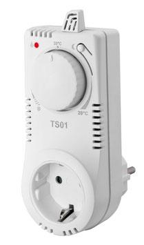 Thermostatsteuerung Aufputz