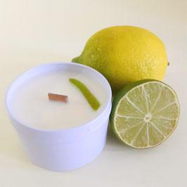 Bougie Citron Tonique