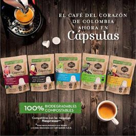 Café Quindío Nespresso Assortiment 50 Capsules