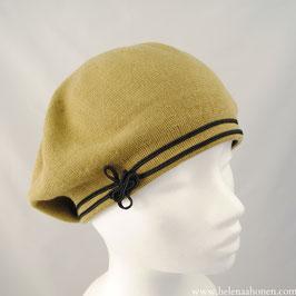 Baskenmütze aus Baumwolle