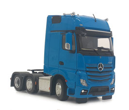 Mercedes-Benz Actros Gigaspace 6x2 blue