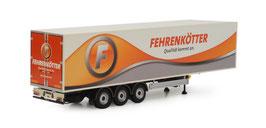 Pacton box trailer Fehrenkötter design