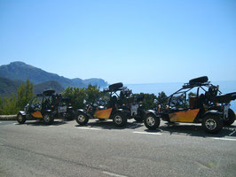 Buggy Event Tour Mallorca