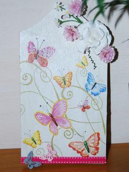 Planche décorative Papillons