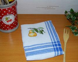 Torchon de cuisine poire