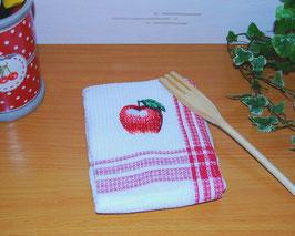Torchon de cuisine pomme