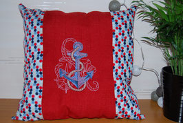 Coussin Ancre