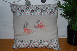 Coussin Plumes 2