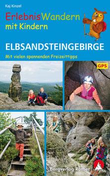 """Wanderbuch """"Erlebniswandern mit Kindern - Elbsandsteingebirge"""""""