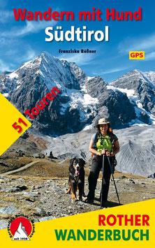 """Wanderbuch """"Wandern mit Hund - Südtirol"""""""